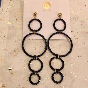 Gorjana Jewelry - NWT Sayulita Quartet Hoop Drop Earrings